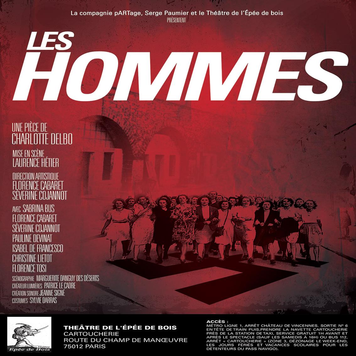 LES HOMMES