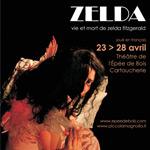ZELDA / Vie et Mort de Zelda Fitzgerald